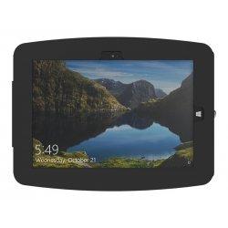 Compulocks Surface Go Security Lock Enclosure - Cobertura - para tablet - bloqueável - alumínio de alto-nível - preto - tamanho