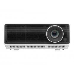 LG ProBeam BU50NST - Projector DLP - laser - 5000 lumens ANSI - 3840 x 2160 - 16:9 - 4K - Miracast Wi-Fi Display - frente preta