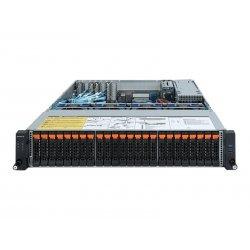 Gigabyte R272-Z32 (rev. 100) - Servidor - montável em bastidor - 2U - 1 via - sem CPU - RAM 0 GB - SATA/PCI Express - hot-swap