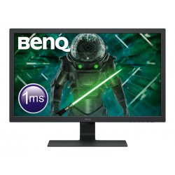 "BenQ GL2780 - Monitor LED - 27"" - 1920 x 1080 Full HD (1080p) @ 75 Hz - TN - 300 cd/m² - 1000:1 - 1 ms - HDMI, DVI, DisplayPort"