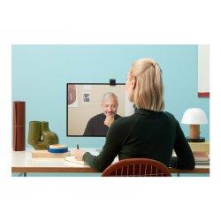 Huddly One - Work From Anywhere kit - câmara de conferência - a cores - 12 MP - 1080p - USB 3.0 - MJPEG, YUV - DC 5 V
