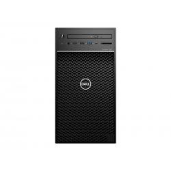 Dell 3640 Tower - MT - 1 x Core i7 10700 / 2.9 GHz - RAM 8 GB - SSD 256 GB - Gravador DVD - Quadro P620 - GigE - vPro - Win 10