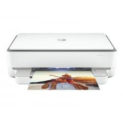 HP Envy 6030 All-In-One - Impressora multi-funções - a cores - jacto de tinta - 216 x 297 mm (original) - A4/Letter (media) - a