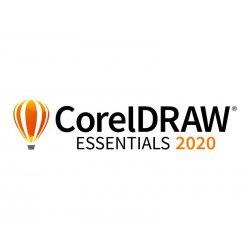 CorelDRAW Essentials 2020 - Pacote de caixa - 1 utilizador - DVD - Win - Inglês