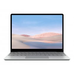 "Microsoft Surface Laptop Go - Core i5 1035G1 / 1 GHz - Win 10 Pro - 4 GB RAM - 64 GB eMMC - 12.4"" ecrã de toque 1536 x 1024 - U"