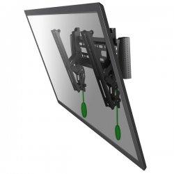 """NewStar NeoMounts NM-W125BLACK - Montagem na parede para painel plasma / LCD - preto - tamanho de tela: 10""""-40"""""""