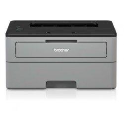 Brother HL-L2310D - Impressora - monocromático - Duplex - laser - A4/Legal - 2400 x 600 ppp - até 30 ppm - capacidade: 250 folh