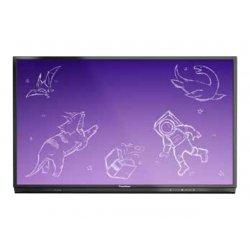 """Promethean ACTIVpanel Nickel AP7-U75-02 - 75"""" Classe Diagonal ecrã LCD com luz de fundo LED - interativa - com quadro interativ"""