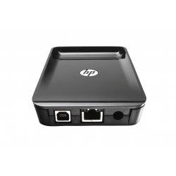 HP JetDirect 2900nw - Servidor da impressora - USB 2.0 - Gigabit Ethernet - para Color LaserJet Managed E65150, E65160, LaserJe