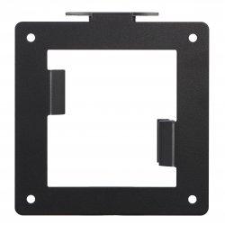 Philips BS6B2234B - Componente de montagem (placa adaptadora) para Monitor - preto texturizado - interface de montagem: 100 x 1