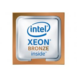 Intel Xeon Bronze 3206R - 1.9 GHz - 8 núcleos - 8 threads - 11 MB cache - LGA3647 Socket - Box