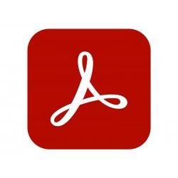 Adobe Acrobat Pro 2020 Student and Teacher Edition - Licença - 1 utilizador - académico - Download - Win - Multi Language