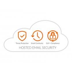 SonicWall Hosted Email Security Advanced - Licença de assinatura (1 ano) + Dynamic Support 24X7 - 1 utilizador - hospedado - vo