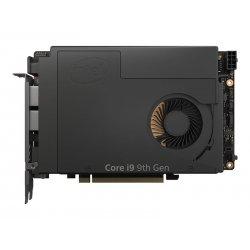 Intel Next Unit of Computing Kit 9 Extreme Compute Element - NUC9i9QNB - Cartão - Core i9 9980HK / 2.4 GHz - RAM 0 GB - sem HDD