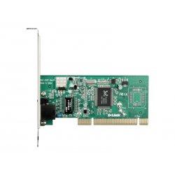 D-Link DGE-528T - Adaptador de rede - PCI baixo perfil - Gigabit Ethernet