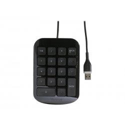 Targus Numeric - Teclado - USB - cinza, preto