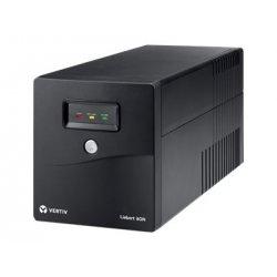 Liebert itON LI32131CT20 - UPS - 600 Watt - 1000 VA - conectores de saída: 4