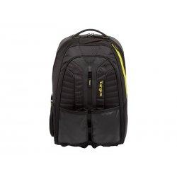 """Targus Work + Play Rackets - Bolsa para transporte de notebook - 15.6"""" - preto, amarelo"""