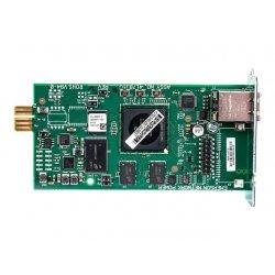 Liebert Intellislot Unity Platform Card - Adaptador de gestão remota - Liebert IntelliSlot - 100Mb LAN - 100Base-TX - para Lieb