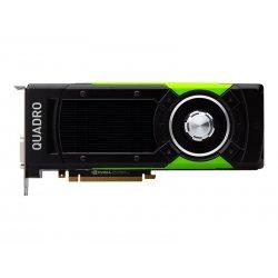 NVIDIA Quadro P6000 - Cartão gráfico - Quadro P6000 - 24 GB GDDR5X - PCIe 3.0 x16 - DVI, 4 x DisplayPort