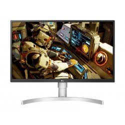 "LG 27UL550-W - Monitor LED - 27"" - 3840 x 2160 4K - IPS - 300 cd/m² - 1000:1 - HDR10 - 5 ms - 2xHDMI, DisplayPort"