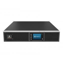 Liebert GXT5 - UPS (montável em bastidor / externo) - AC 230 V - 750 Watt - 750 VA - ácido de chumbo - RS-232, USB - conectores