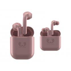 Fresh 'n Rebel Twins - Auscultadores sem fios com microfonoe - intra-auricular - bluetooth - rosa pulvurulento
