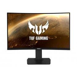 """ASUS TUF Gaming VG32VQ - Monitor LED - curvo - 31.5"""" - 2560 x 1440 WQHD @ 144 Hz - VA - 400 cd/m² - 3000:1 - HDR10 - 1 ms - 2xH"""