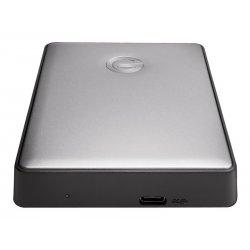 "G-Technology G-DRIVE mobile USB-C - Disco rígido - 5 TB - externa (portátil) - 2.5"" - USB 3.1 Gen 1 (USB C conector) - 7200 rpm"