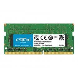 Crucial - DDR4 - módulo - 8 GB - SO DIMM 260-pinos - 2666 MHz / PC4-21300 - CL17 - 1.2 V - unbuffered - sem ECC - para Apple iM