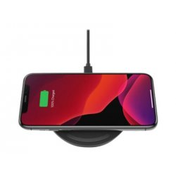 10W Wireless Charging Pad with PSU & Mic