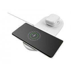 2x 10W Dual Wireless Charging Pad with P