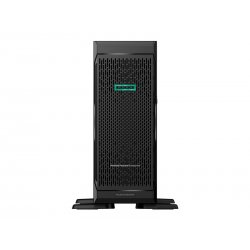 HPE ProLiant ML350 Gen10 Base - Servidor - torre - 4U - 2-way - 1 x Xeon Silver 4208 / 2.1 GHz - RAM 16 GB - SAS - hot-swap (pe