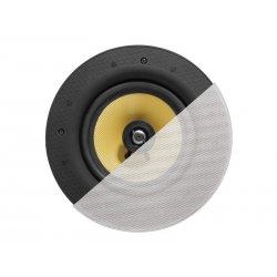Vision AV-1900+CS-1900 - Altifalantes - para sistema PA - Bluetooth - 60 Watt - 2-way - preto, branco (cor da grade - branco)