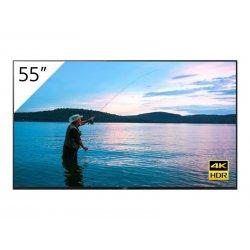 "Sony FWD-55X95H/T - 55"" Classe Diagonal (54.6"" visível) - BRAVIA Professional Displays XH9 Series ecrã LCD com luz de fundo LED"
