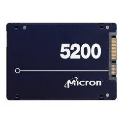 "Micron 5200 MAX - Unidade de estado sólido - 240 GB - interna - 2.5"" - SATA 6Gb/s"