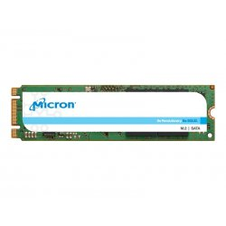 Micron 1300 - Unidade de estado sólido - 256 GB - interna - M.2 - SATA 6Gb/s