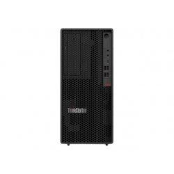 Lenovo ThinkStation P340 30DH - Torre - 1 x Core i7 10700 / 2.9 GHz - vPro - RAM 16 GB - SSD 512 GB - TCG Opal Encryption - Gra