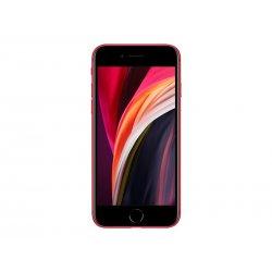 "Apple iPhone SE (2ª geração) - (PRODUCT) RED - smartphone - SIM duplo - 4G Gigabit Class LTE - 256 GB - 4.7"" - 1334 x 750 pixei"
