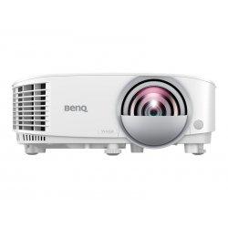 BenQ MW826STH - Projector DLP - portátil - 3D - 3500 lumens ANSI - WXGA (1280 x 800) - 16:10 - 720p - lentes fixas de projeção