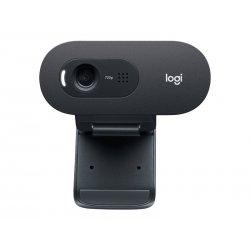 Logitech C505e - Câmara web - a cores - 720p - focal fixo - áudio - USB