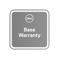 Dell Atualizar de 3 Anos Basic Onsite para 5 Anos Basic Onsite - Contrato extendido de serviço - peças e mão de obra - 2 anos (