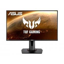 """ASUS TUF Gaming VG279QR - Monitor LED - 27"""" - 1920 x 1080 Full HD (1080p) @ 165 Hz - IPS - 300 cd/m² - 1000:1 - 1 ms - 2xHDMI,"""