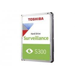 "Toshiba S300 Surveillance - Disco rígido - 1 TB - interna - 3.5"" - SATA 6Gb/s - 5700 rpm - buffer: 64 MB"