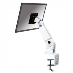 """NewStar FPMA-D400 - Montagem na secretária para visor LCD (braço ajustável) - cinza - tamanho de tela: 10""""-30"""""""
