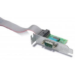 HP - Painel de série - DB-9 (M) - para HP EliteDesk 700 G1, 800 G1, 800 G2, ProDesk 490 G3, 600 G1 (CMT, SFF), 600 G2 (CMT, SFF