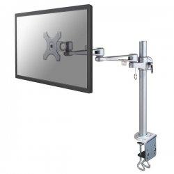 """NewStar FPMA-D935 - Montagem na secretária para visor LCD (braço ajustável) - prata - tamanho de tela: 10""""-30"""""""