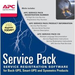 APC Extended Warranty Service Pack - Assistência técnica - consulta telefónica - 3 anos - 24x7 - para P/N: SMX1000US, SMX750US,