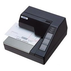Epson TM U295 - Impressora de recibos - matriz de ponto - JIS B5 - 16,2 cpi - 7 pin - até 2.1 linhas/ seg - serial - preto