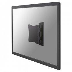 """NewStar FPMA-W810BLACK - Montagem na parede para visor LCD (oscila & Gira) - preto - tamanho de tela: 10""""-27"""""""
